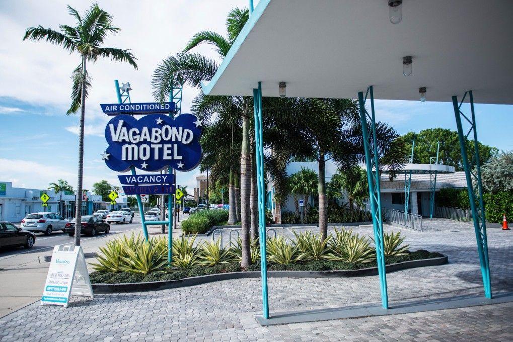 vagabond motel maimi elindulgist