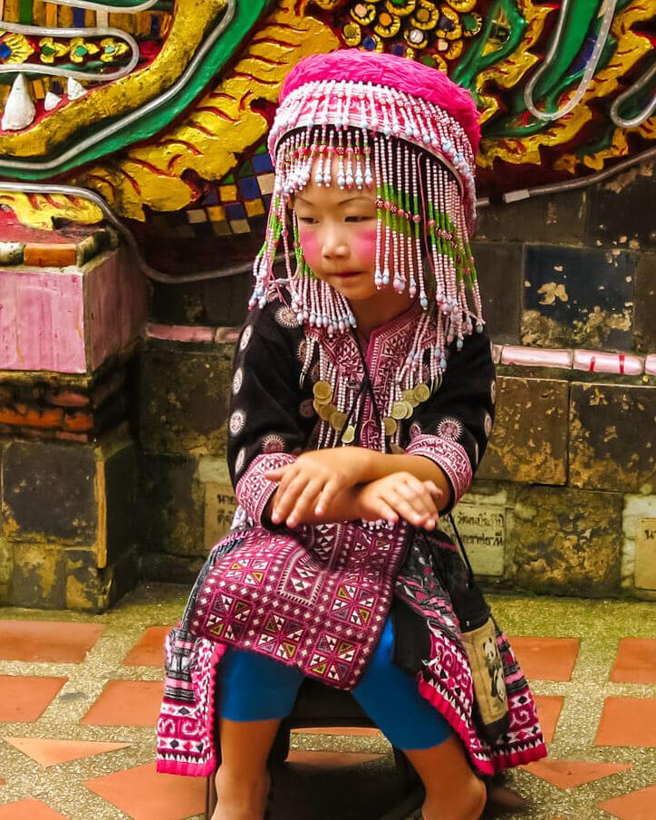 Girl from Chiangmai. elindulgist Thailand
